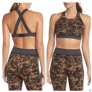 New Free People Practice Makes Perfect Sports Bra